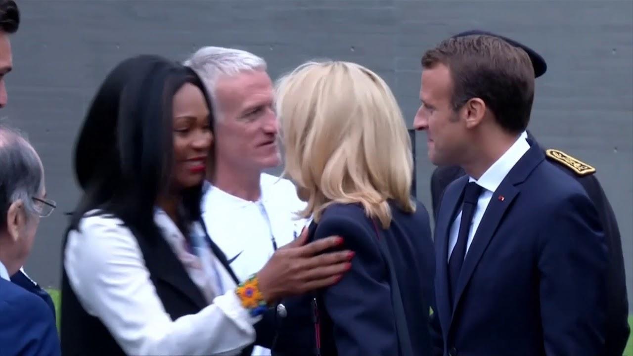 """Emmanuel Macron : """"Une compétition est réussie quand elle est gagnée"""""""