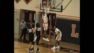 Elijah Jones 2020 / LEE DAVIS VS GLENN ALLEN 2018 / 18 Point, 11 Rebounds, 5 Assist