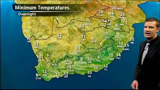 Weather forecast: The week ahead, 16 October 2018