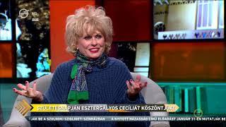 Kult'30 – az értékes félóra: Esztergályos Cecília