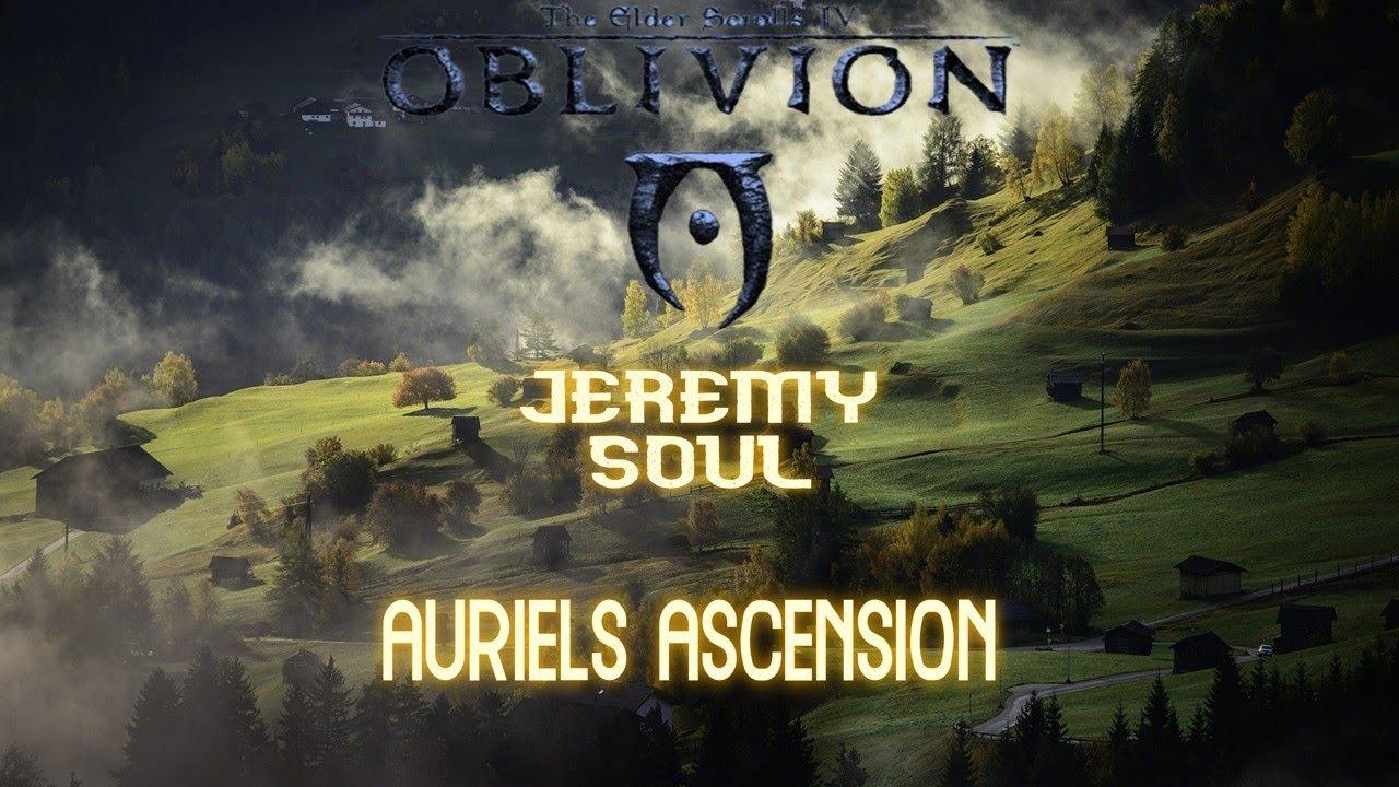 Auriels Ascension Music Extended - The Elder Scrolls IV Music