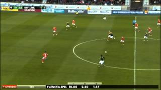Celso Borges (AIK) vs Kalmar FF
