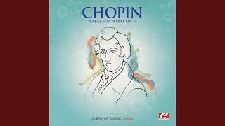 Waltz No. 4 for Piano in F Major, Op. 34, No. 3