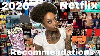 Netflix Recommendations 2020 | MUST WATCH | BINGEWORTHY SHOWS