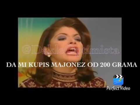 Ljovisna-Ja nisam tvoja majka from YouTube · Duration:  43 seconds