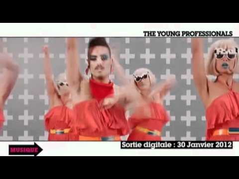 Canal's + favorite music (TV Channel) — The Young Professionals