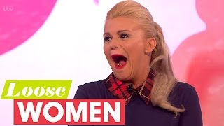 Kerry Katona Left Shocked After Katie Price Talks About Her Sex Drive! | Loose Women