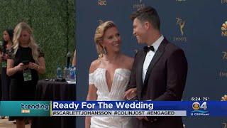 Trending: Scarlett Johansson Engaged