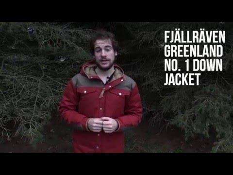 Fjällräven Greenland No. 1 Down Jacket: Tested & Reviewed