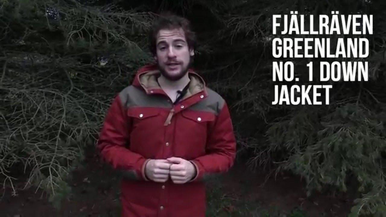 Fjällräven Greenland No. 1 Down Jacket ab € 388,95