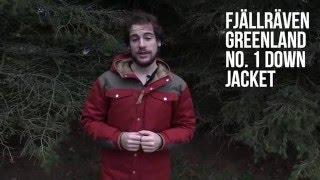Fjallraven Mens Greenland No 1 Down Jacket M Sport