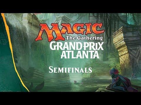 Grand Prix Atlanta 2017 Semifinals