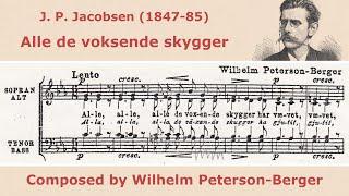 Peterson-Berger - Stemning (Alle de voksende skygger)