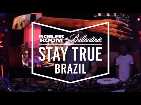 DJ 440 Boiler Room x Ballantine's Stay True Brazil DJ Set