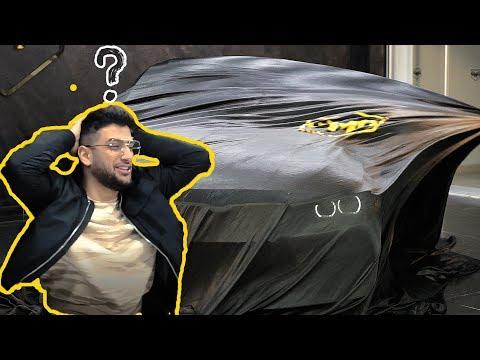 Reynmen'in BMW 4 Serisi Aracını Kapladık !!! (Reynmen GMG GARAGE'da)