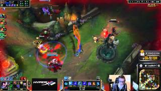 Bjergsen duo Dominate - Yasuo vs Viktor Mid - League of Legends Gameplay