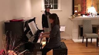 """ドビュッシー マンドリン  Debussy """"Mandolin"""""""