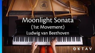 Moonlight Sonata (quasi una Fantasia), Op. 27 No. 2 - Beethoven