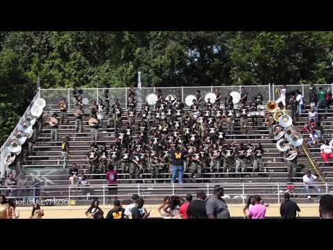 Whitehaven High School Marching Band - I Bet You Won't - 2017