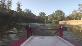 Skippy Rides Again! Return Of The Differential Steering Rc Airboat