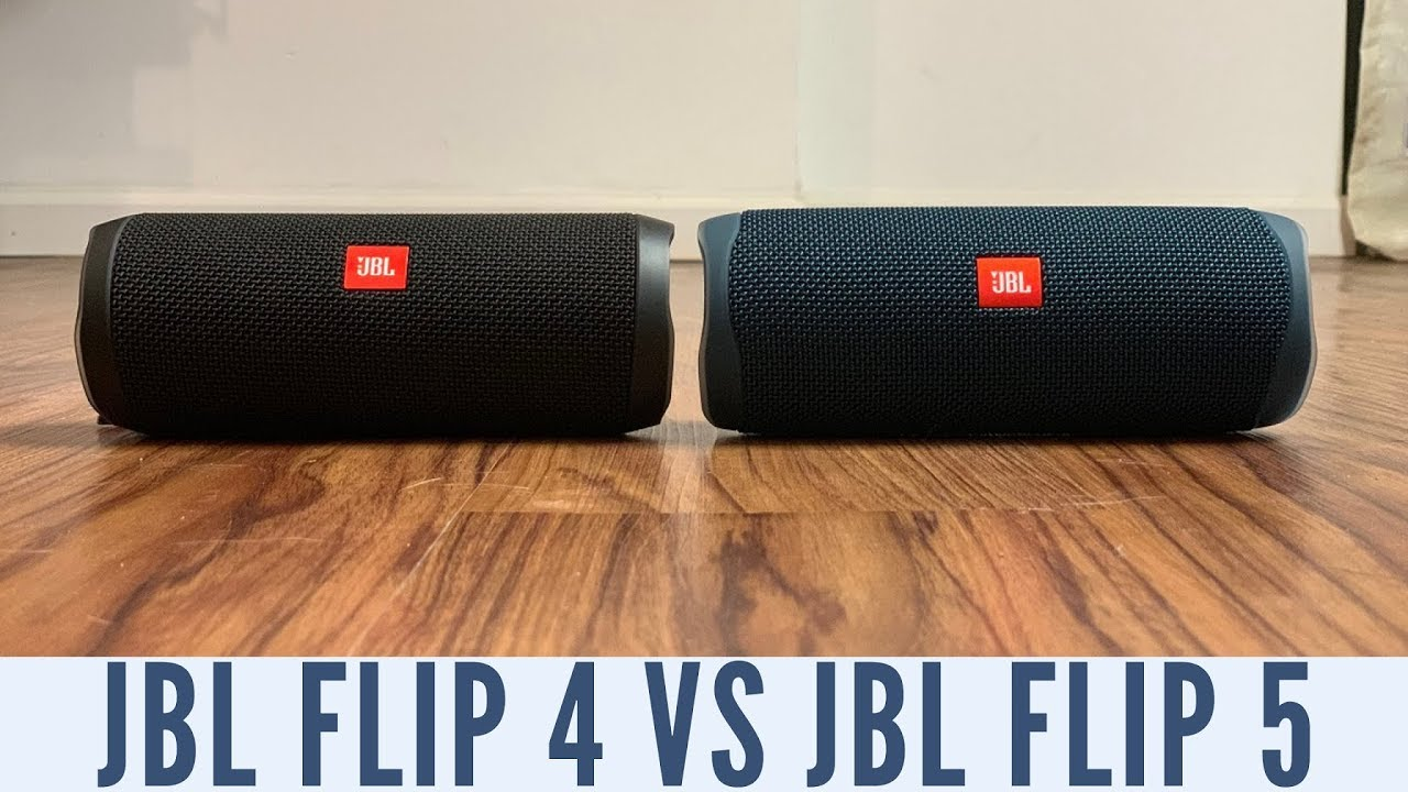 Unterschied jbl charge 3 und charge 4