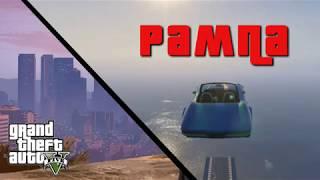 Можно ли перепрыгнуть 50 ящиков со стройматерьяломи в GTA5? (игра без модов)