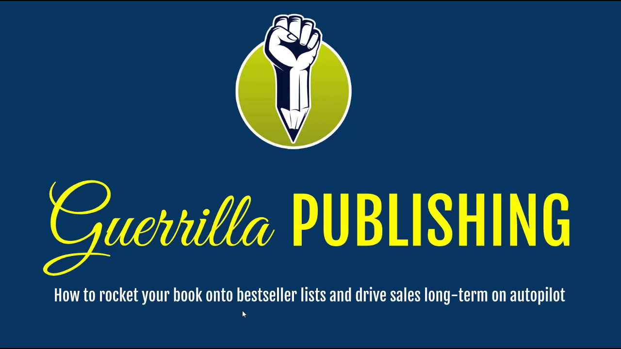 $34,775 in six months with Kindle books and guerrilla marketing strategies