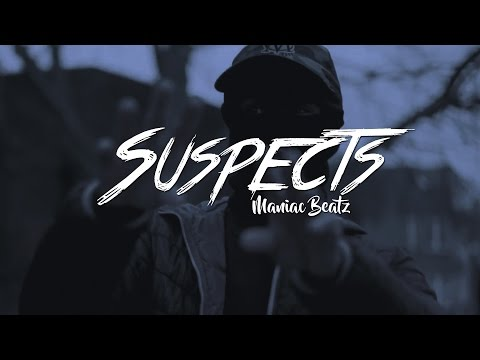 "[SOLD] ""Suspects"" - Instrumental (Uk Drill/Trap Type Beat) #Harlem Spartans [Prod By: Maniac Beatz]"