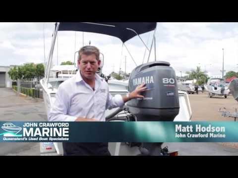 hook up water hose outboard motor