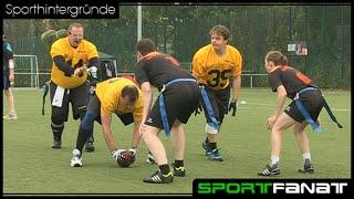 Flag Football - die Randsportart einer Randsportart