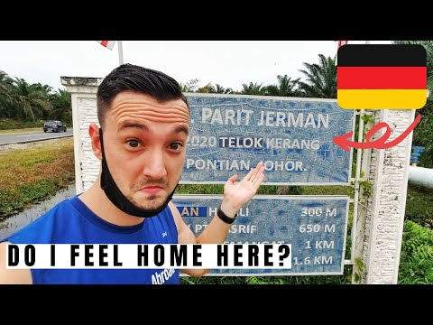 There Is A GERMAN VILLAGE in Malaysia - Let's find out why - Traveling Malaysia Episode 87