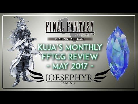 Final Fantasy TCG - Kuja