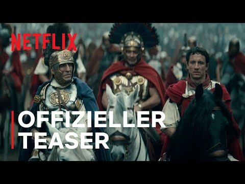 Barbaren | Offizieller Teaser | Netflix