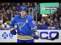 The 10 Game Winning Streak of the St. Louis Blues