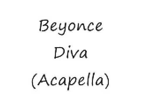 Beyonce - Diva(Acapella)