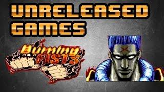 Unreleased Games   Burning Fists [Sega CD]