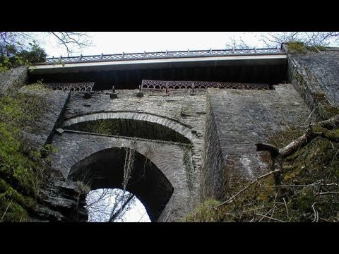 FLAT EARTH BRITISH, Why Aqueducts Kill The Globe./Devils Bridge. Pt 2