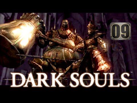 Dark Souls  Anor Londo Duplaboss E09