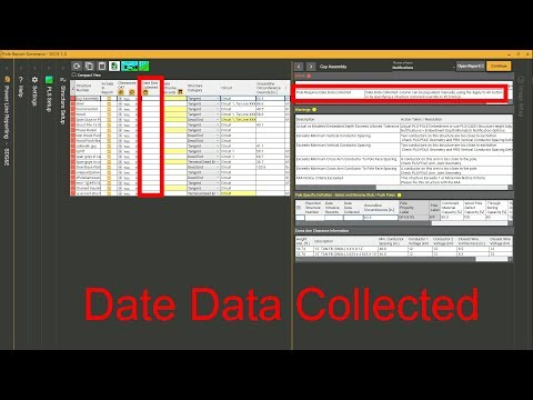 PRG: Date Data Collected Field