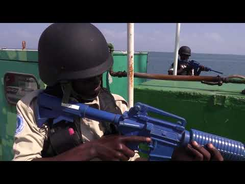 DFN: Somalia participates in Cutlass Express for the first time (lower thirds), DJIBOUTI, 02.13.2018