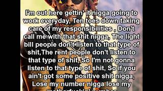 2 Chainz - I Said me Lyrics