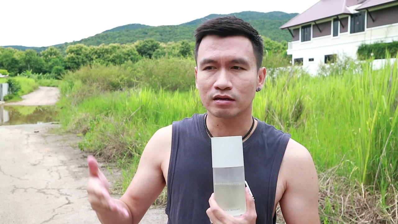 L'EAU D'ISSEY POUR HOMME - ISSEY MIYAKE รีวิวน้ำหอม