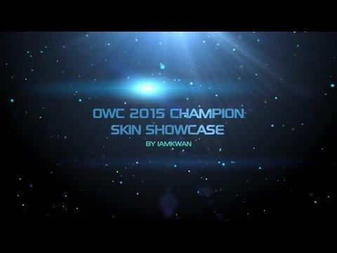 osu! Skin Showcase: osu! World Cup 2015 Champion