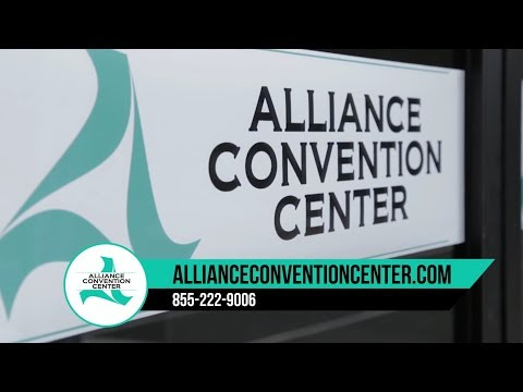 Ribbon Cutting Ceremony: Alliance Convention Center