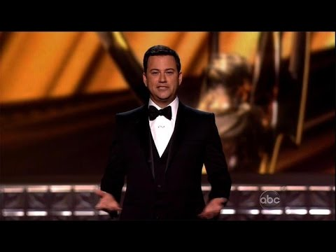 By the Numbers: Host Jimmy Kimmel Breaks Down the Emmys