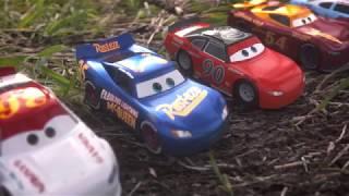 Daredevil Garage: Overtager skoven   Biler – Disney Pixar