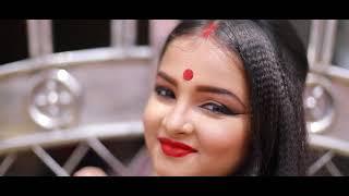Durge Durge Durgatinashini by | cover by Pragya | Durgapujo song | Asha Bhosle