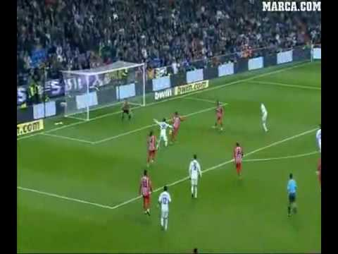 Real Madrid Vs Almeria 4-2 - All Goals & Match Highlights - December 5 2009 - [High Quality