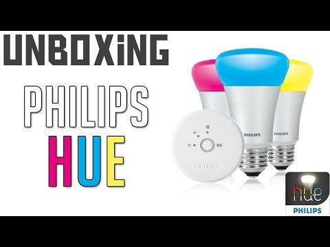 Unboxing   Philips HUE. Controla Tus Focos Con Tu Smartphone