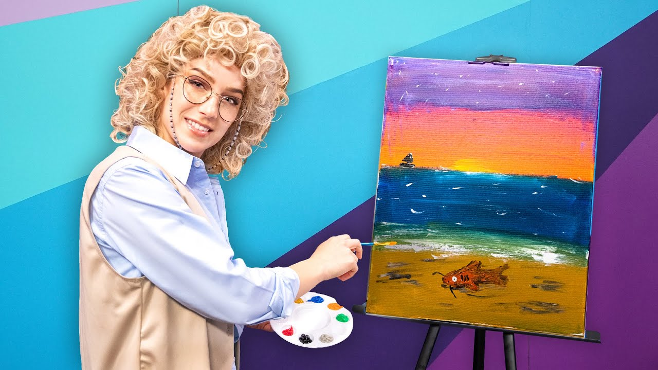 How To Paint with Barb Ross